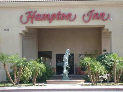 Hampton Inn Blythe