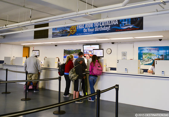 Catalina Island Ferry Schedule