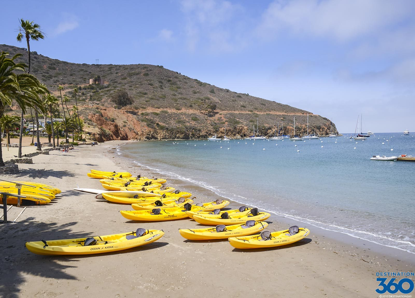 Catalina Island Beaches