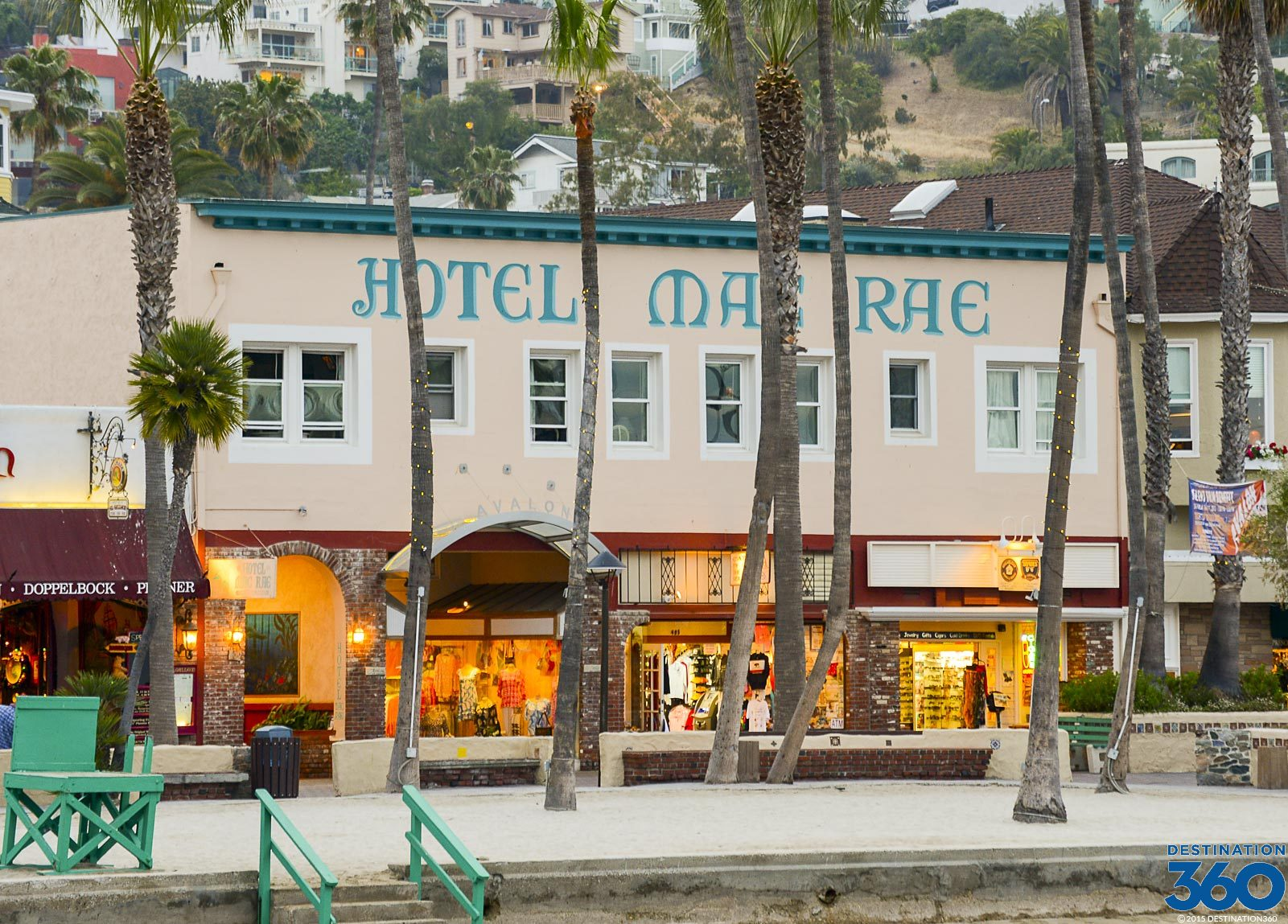Catalina Island Hotel Birthday Deals