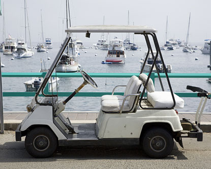 Catalina Golf Cart Rental