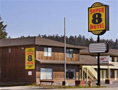 Super 8 Motel   Crescent City