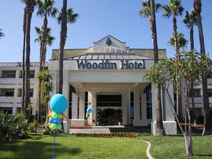 Woodfin Suite Hotel Cypress