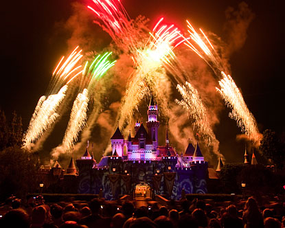 disneyland fireworks wallpaper. Disneyland fireworks displays