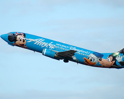 Disneyland Flights - Disneyland Flight and Hotel Packages
