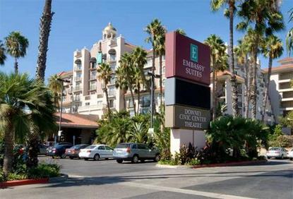 Embassy Suites Hotel Los Angeles Downey