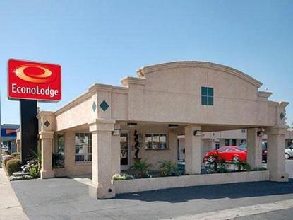 Econo Lodge Fresno