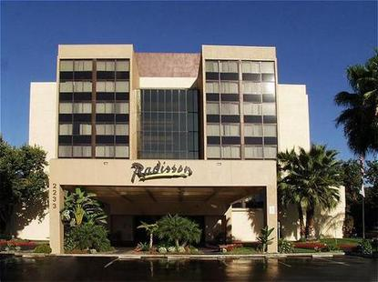 Radisson Hotel And Conference Center Fresno