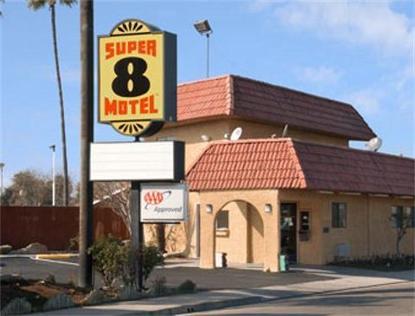 Super 8 Motel   Fresno Hwy 99
