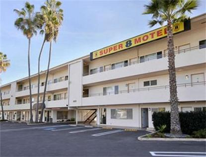 Super 8 Motel   Santa Barbara Goleta