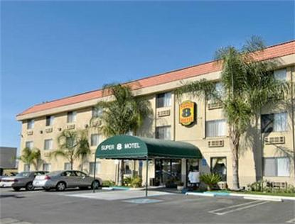 Super 8 Motel   Hemet
