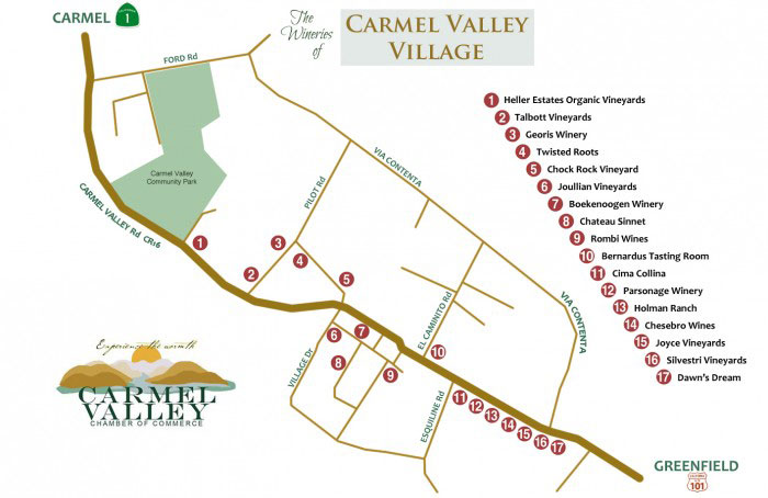 Carmel Valley Vineyards