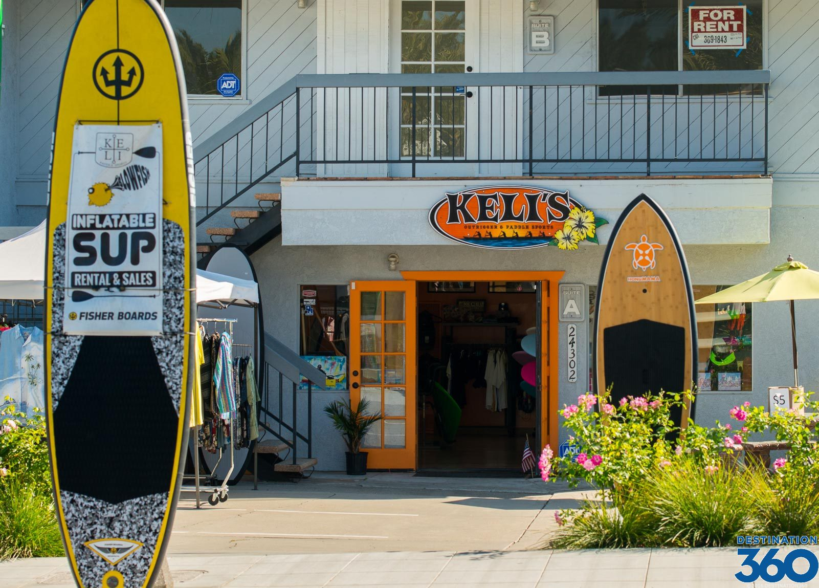 Dana Point Surf SUP Rentals