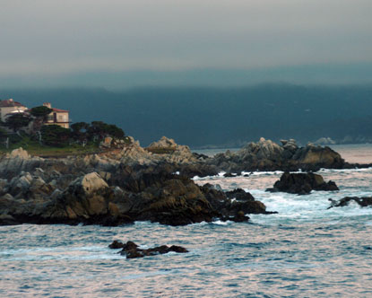 17 Mile Drive and Pebble Beach
