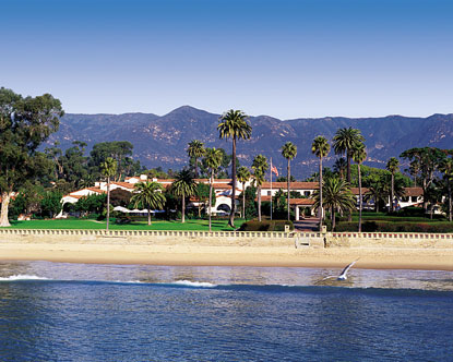 Beach Hotels Santa Barbara