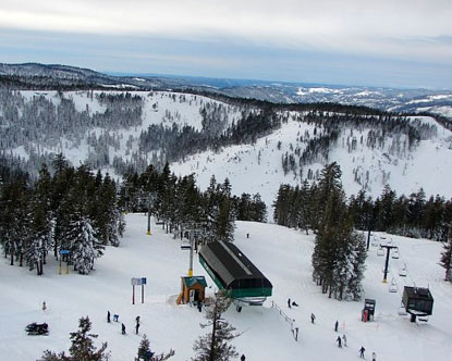 Bear Valley Ski Area