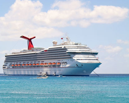 carnival cruise lines biggest ship