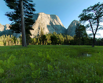 Yosemite Hiking Virtual Tour