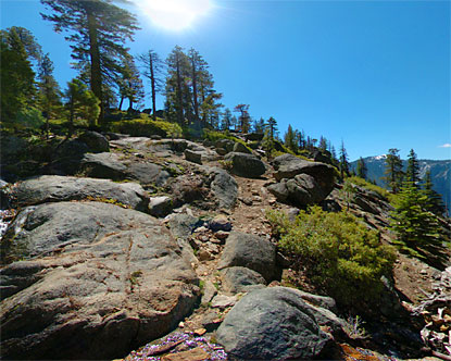 Hiking in California Virtual Tour