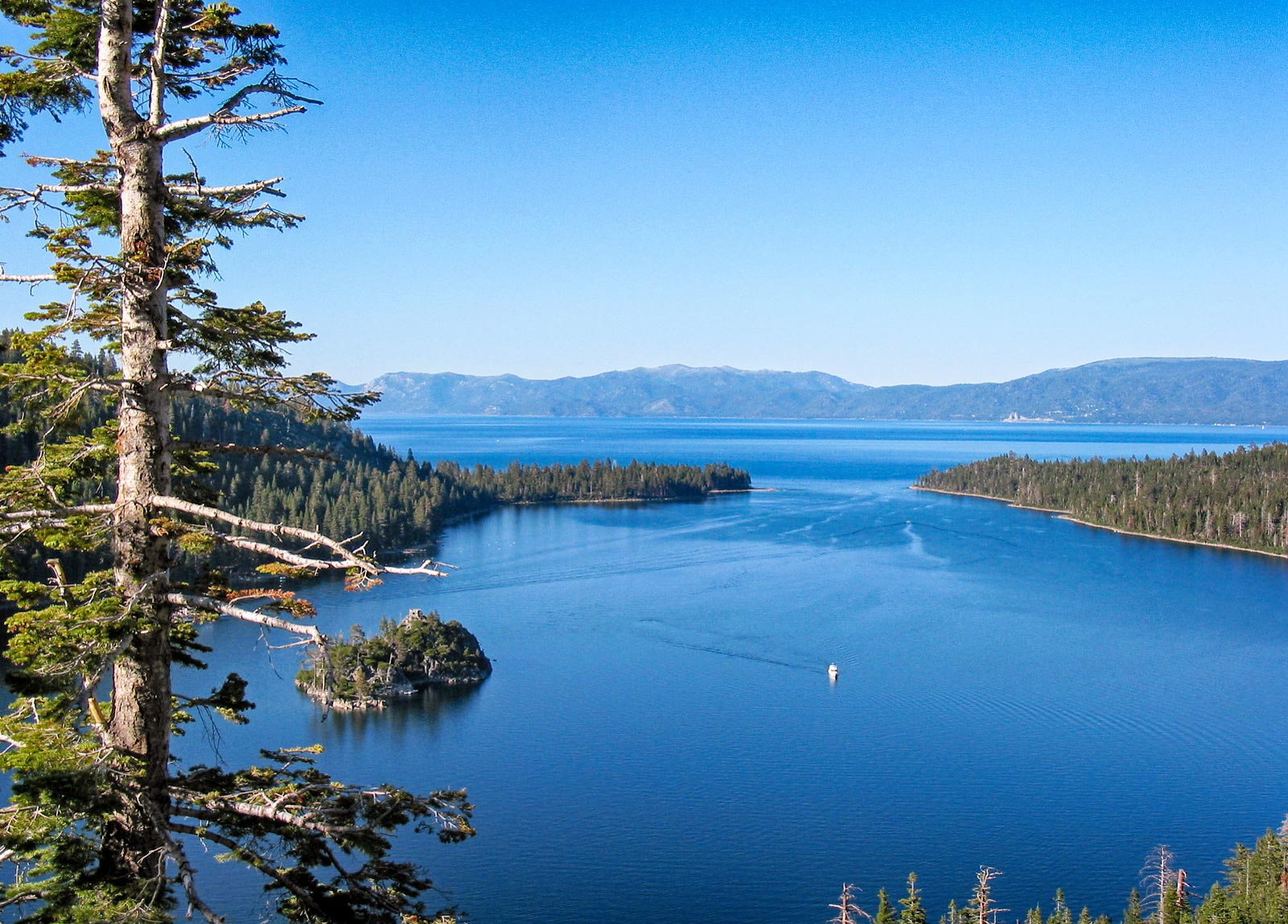 Lake Tahoe - Lake Tahoe California