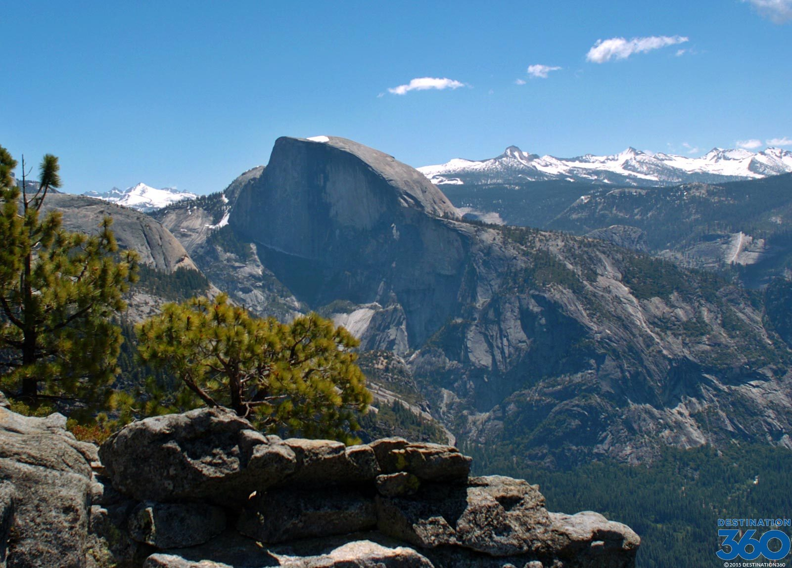 California Mountains Virtual Tour