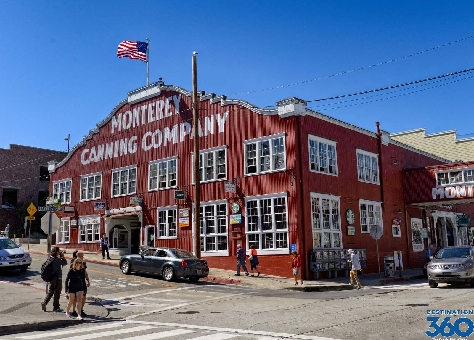 Cannery Row Virtual Tour