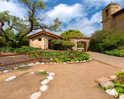 Carmel Mission Virtual Tour