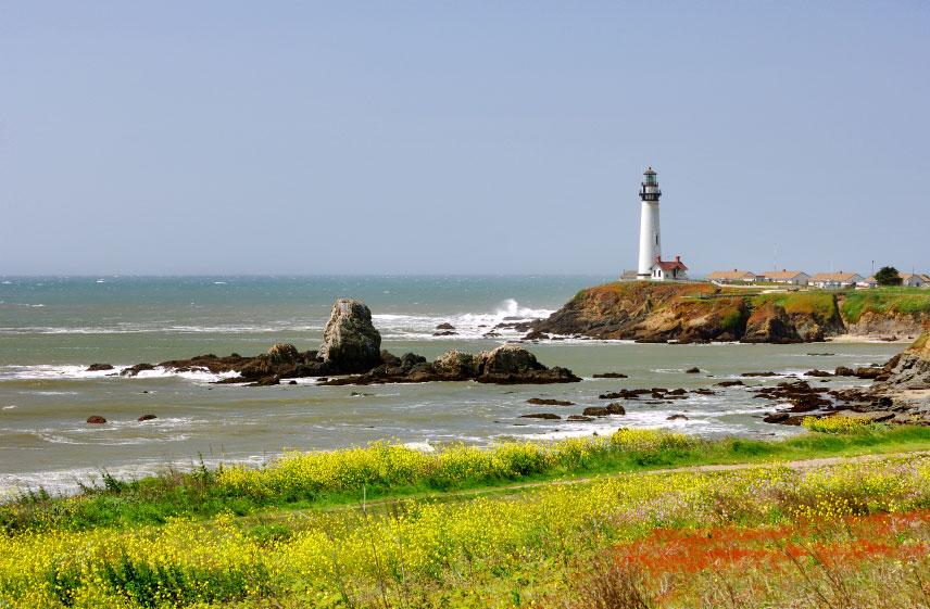 California Central Coast California Coast Travel