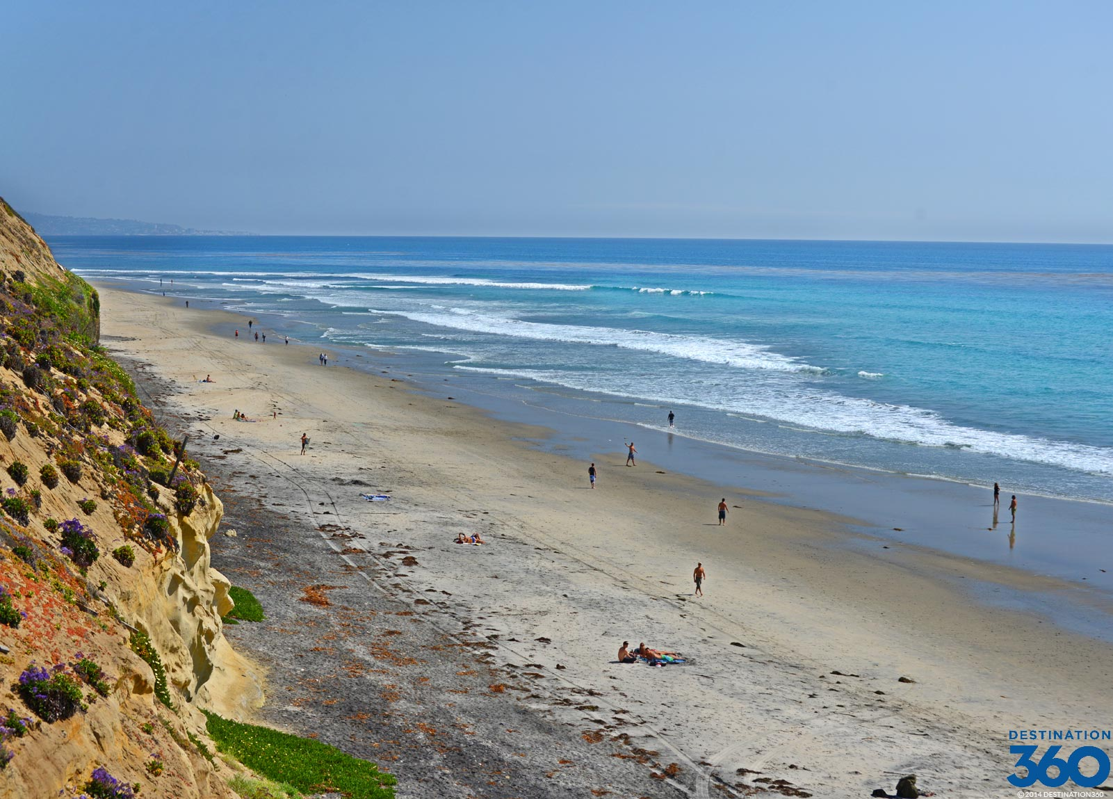 Encinitas Beaches Virtual Tour