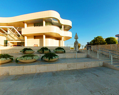 Getty Center Virtual Tour