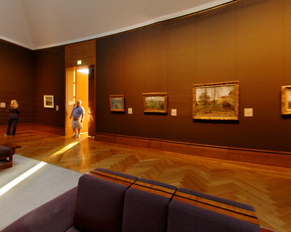 Getty Center Interior Virtual Tour