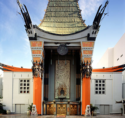 Grauman S Chinese Theater Hollywood Chinese Theater