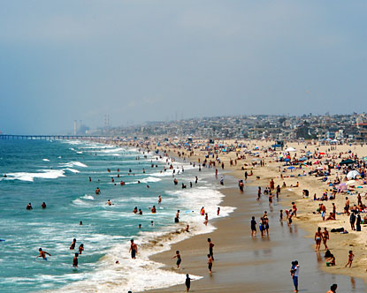 Hermosa Beach California