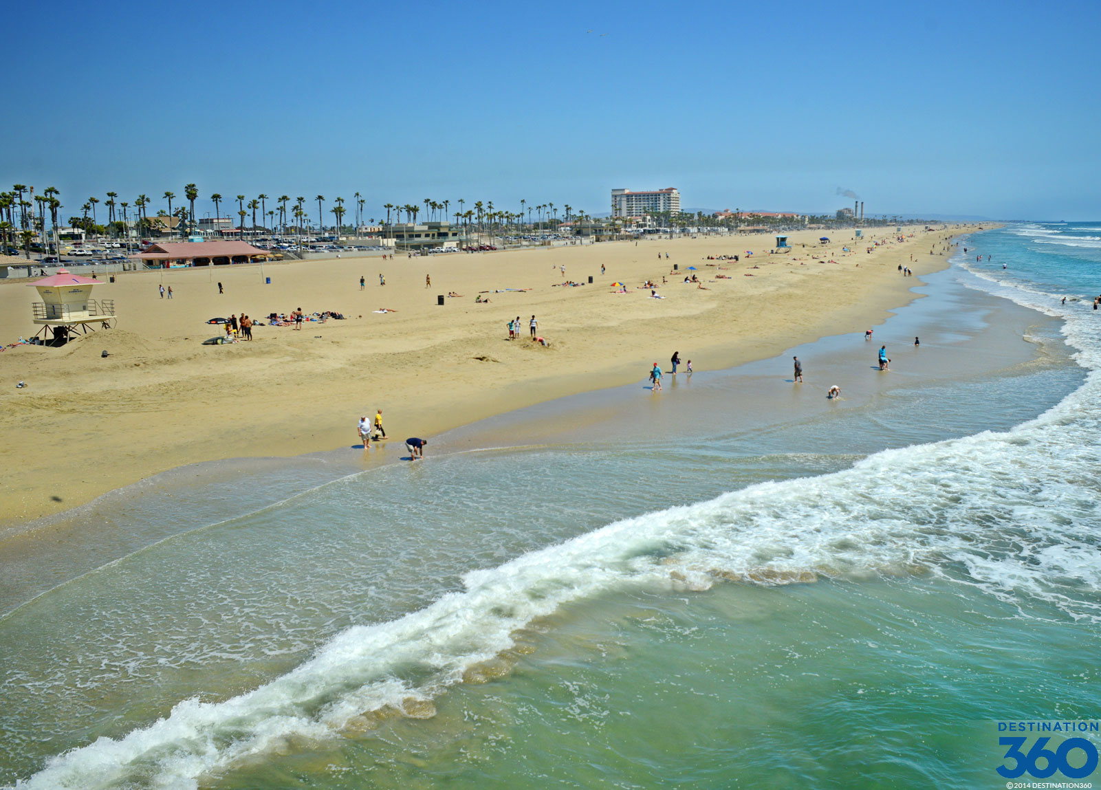 Huntington Beach Virtual Tour
