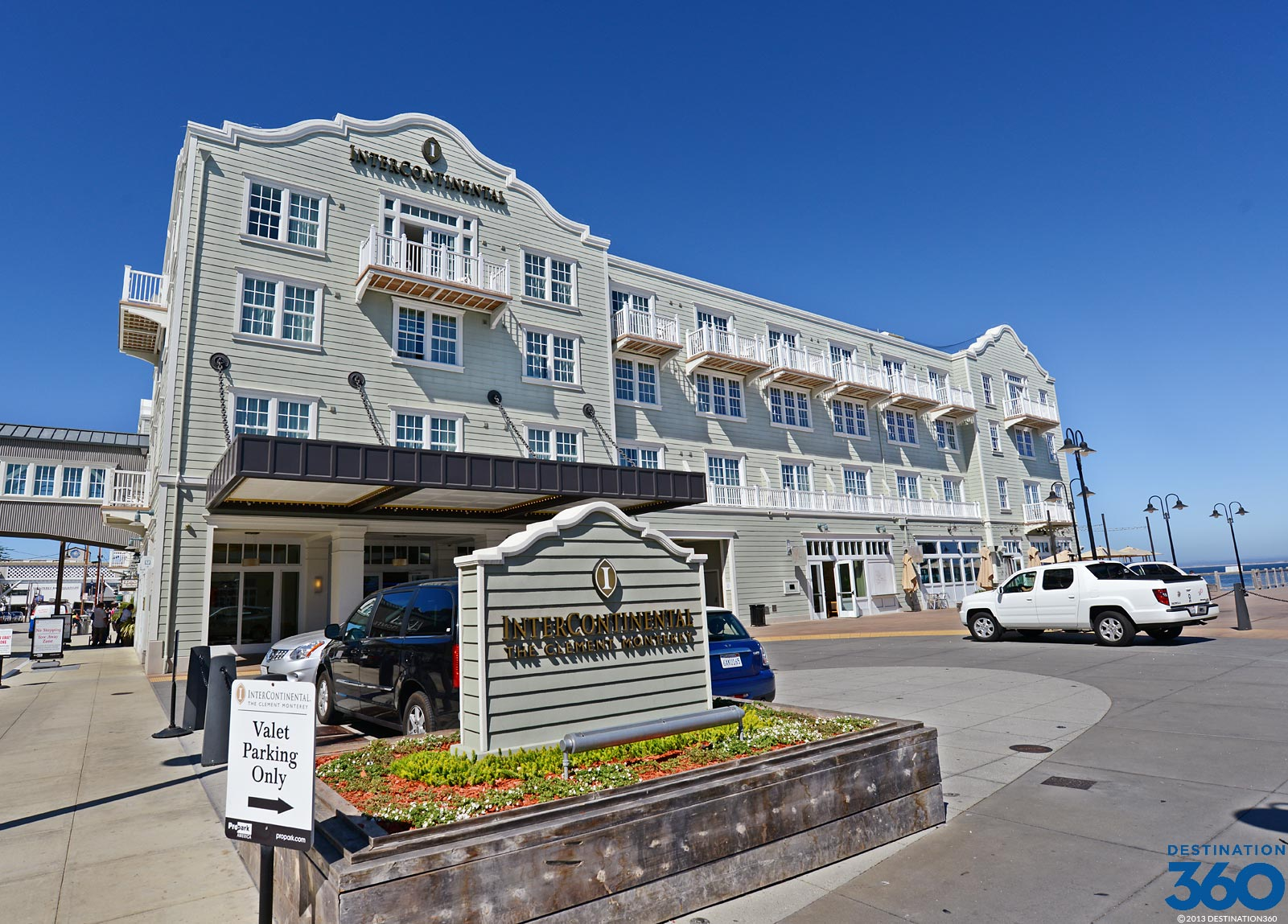 Intercontinental Monterey