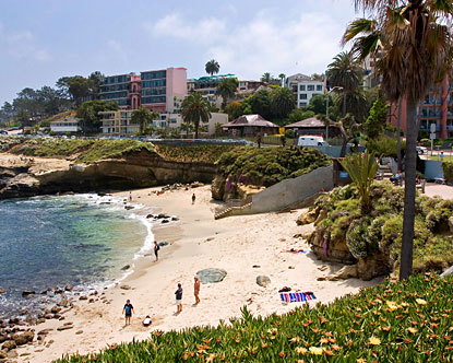 La Jolla Beaches