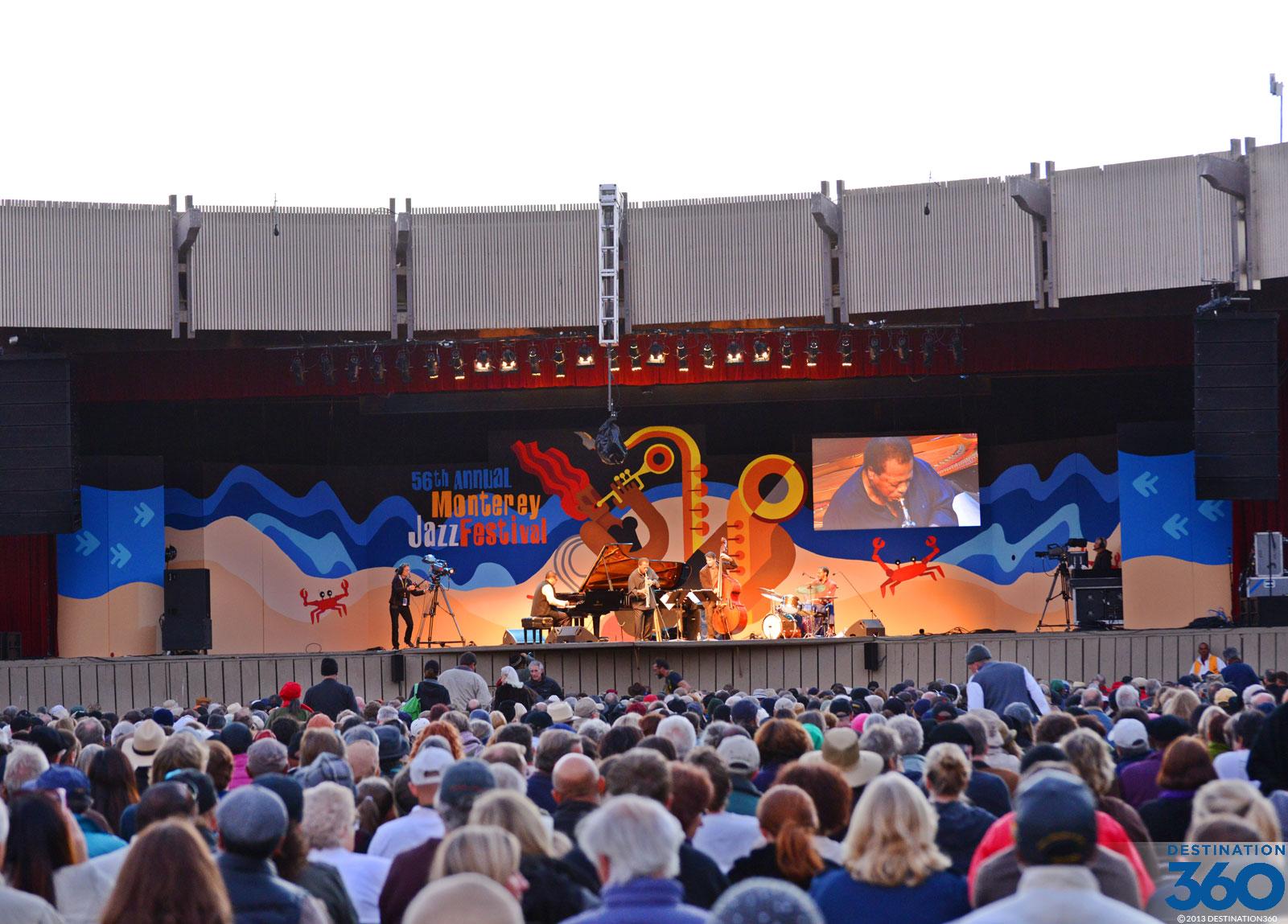 Monterey Jazz Festival Monterey Jazz Festival California
