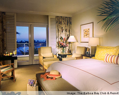 Newport Beach Hotels