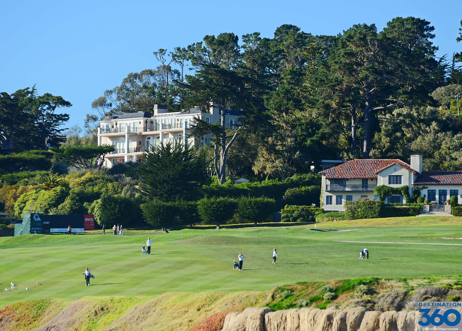 Pebble Beach Virtual Tour