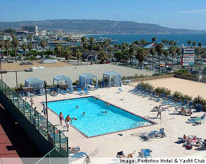 Redondo Beach Hotels Lodging In Redondo Beach