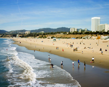 Santa Monica Beaches