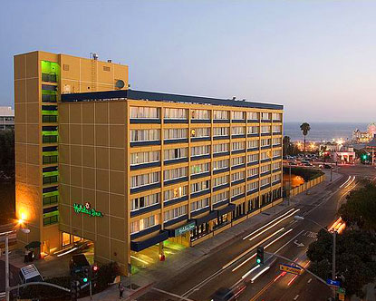 santa monica beach hotels