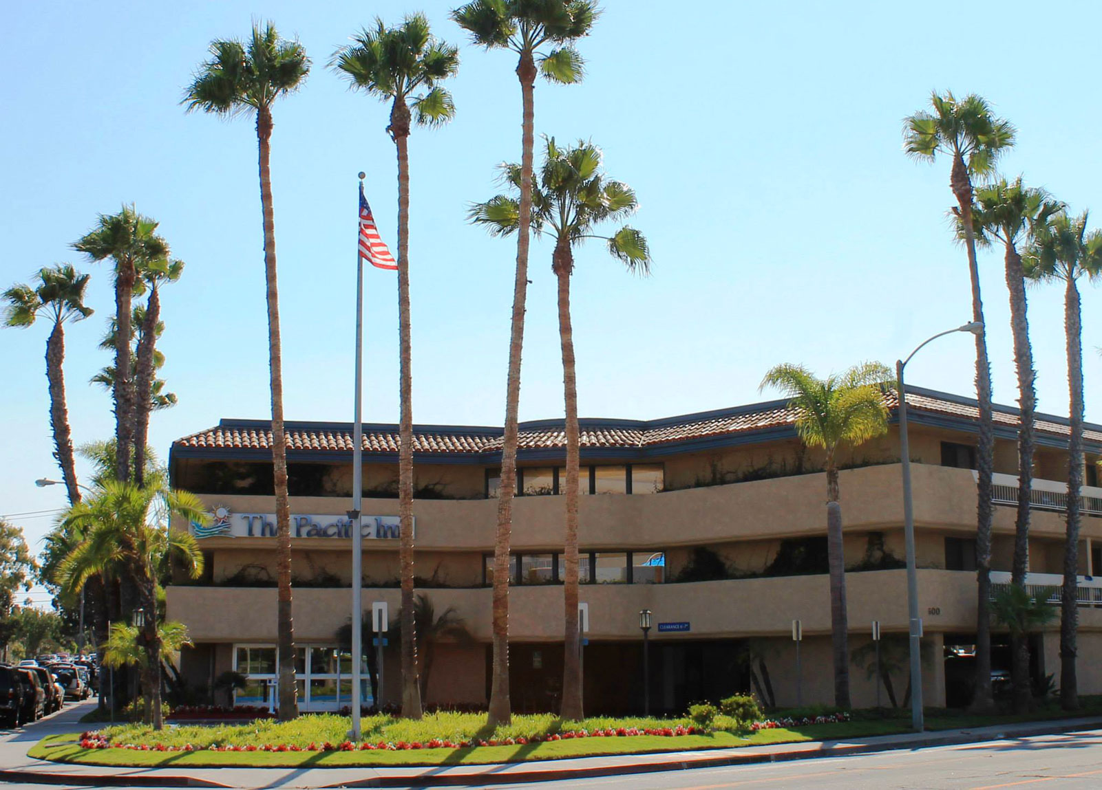Seal Beach Hotels