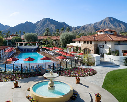California spa resorts spa getaways spa vacations for Best us spa resorts