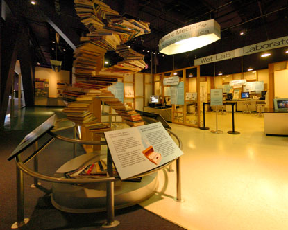 Museum Exhibits Virtual Tour