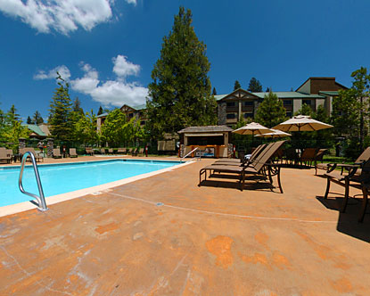 Tenaya Lodge Pool Virtual Tour