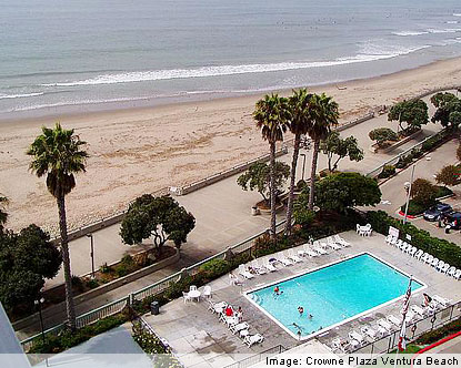 Lake Tahoe Hotels >> Ventura Hotels - Beach Hotels in Ventura
