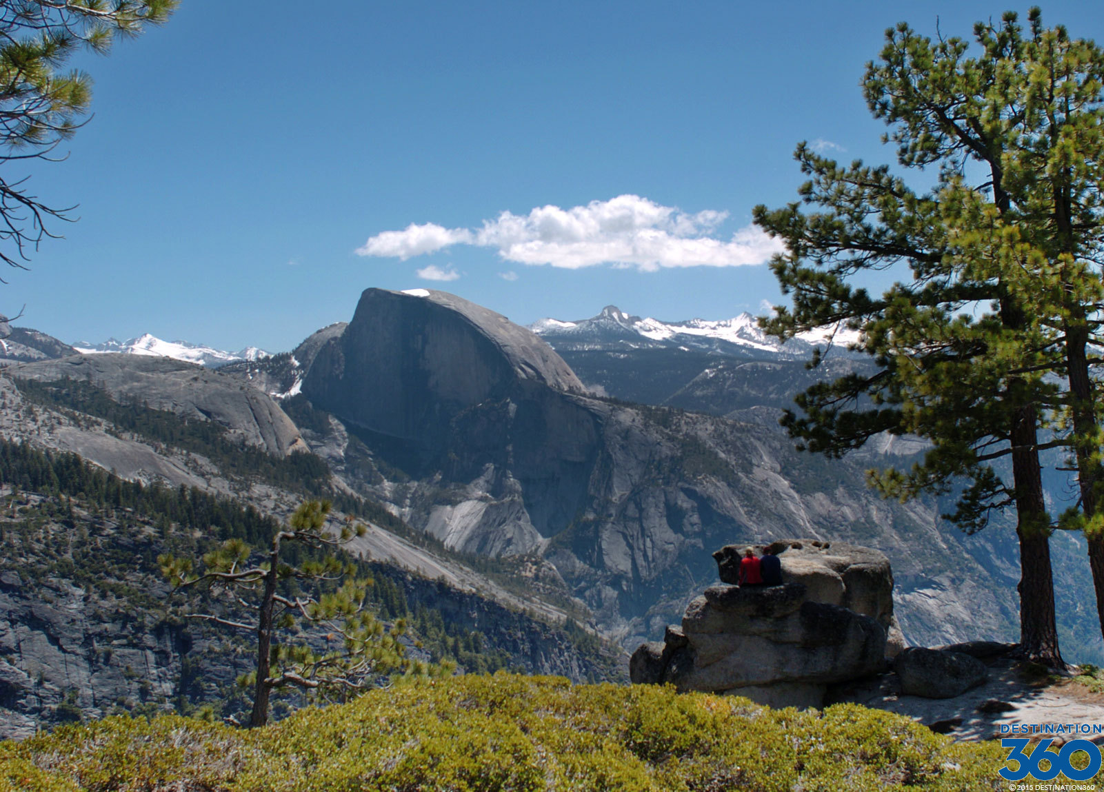 Yosemite Virtual Tour
