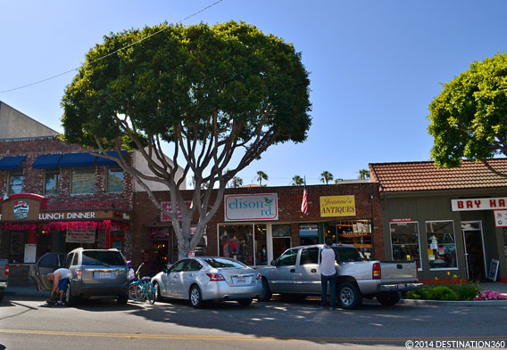 Seal Beach Shops
