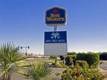best western date tree hotel indio deals see hotel. Black Bedroom Furniture Sets. Home Design Ideas